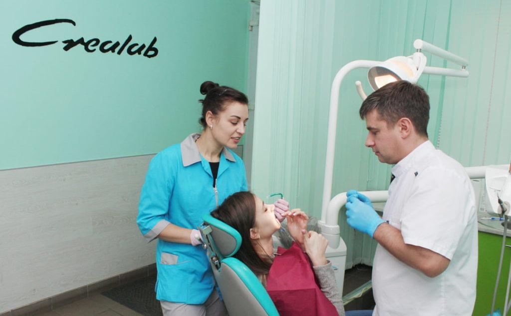 Стоматология Crealab в Одессе