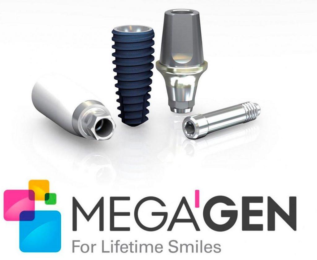 Имплант Мегаджен MegaGen Корея