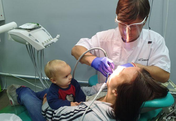 Терапевтическая-стоматология